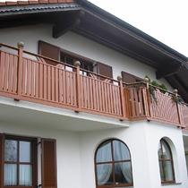 Hliníkové zábradlia a balkóny Lima