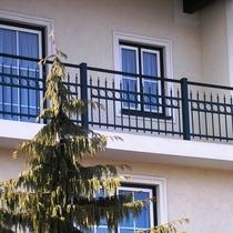 Hliníkové zábradlia a balkóny Nice