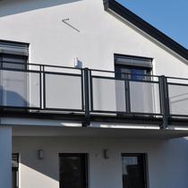 Hliníkové zábradlia a balkóny Sena